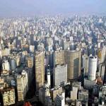 Concreto das edificações funciona como esponja para aprisionar poluentes, revela pesquisa