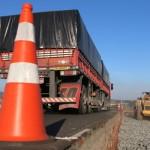 Obras em rodovias dependem de logística criteriosa para que o tráfego de veículos não seja interrompido
