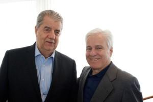 Presidentes dos institutos de engenharia de São Paulo e do Paraná, Eduardo Lafraia e José Rodolfo de Lacerda, lideram ações propositivas