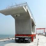 Descoberta de corrupção levou ao embargo de estruturas pré-fabricadas