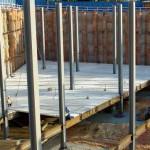 Estruturas mistas com lajes alveolares pré-fabricadas são empregadas na construção de vários edifícios