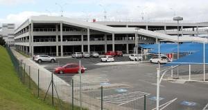 Aeroporto Afonso Pena, na região de Curitiba, ganhou edifício-garagem: tipo de obra movimenta mercado da construção industrializada