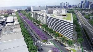 Paseo Del Bajo: obra estimada em US$ 650 milhões vai desviar o tráfego pesado das ruas de Buenos Aires através de um anel viário subterrâneo