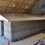 A primeira edificação impressa pela B-Hut 3D foi apresentada no final de agosto de 2017