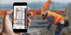 Uso de apps no canteiro de obras virou rotina para engenheiros