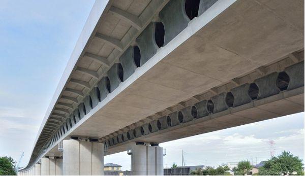 Pontes e viadutos são obras especiais, onde o uso do CAD é o mais recomendado