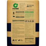 Embalagem de cimento Itambé: frente e verso seguem orientações da norma técnica e da ABCP