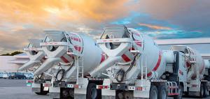 Mercado de caminhões betoneira ficou abaixo da expectativa em 2017, mas tende a se recuperar em 2018