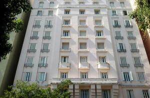 Edifício Metropolitain: retrofit preservou a fachada do antigo Palácio Rosa, construído em 1936