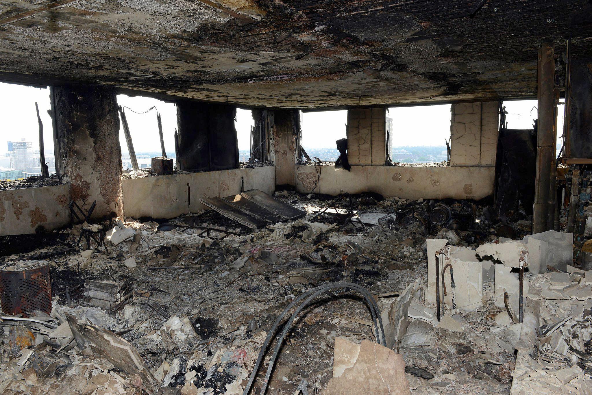 Incêndios em edifícios causam 4 mil mortes por ano na Europa