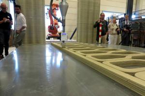 Tecnologia de impressão das estruturas da ponte foi desenvolvida na Universidade Tecnológica de Eindhoven