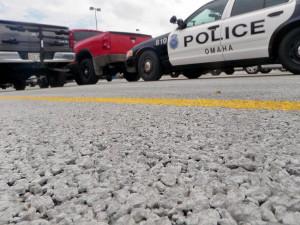 Pavimento permeável testado em Omaha, no Nebraska: resistência e durabilidade semelhante ao do pavimento rígido tradicional. Crédito: Nebrconcagg.