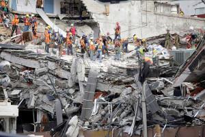 Terremoto no México, em 2017: perda de vidas foi bem menor que em tremores que atingiram o país anteriormente