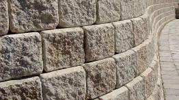 Blocos maciços de concreto sequestram CO₂ e usam dióxico de carbono para ganhar ainda mais resistência