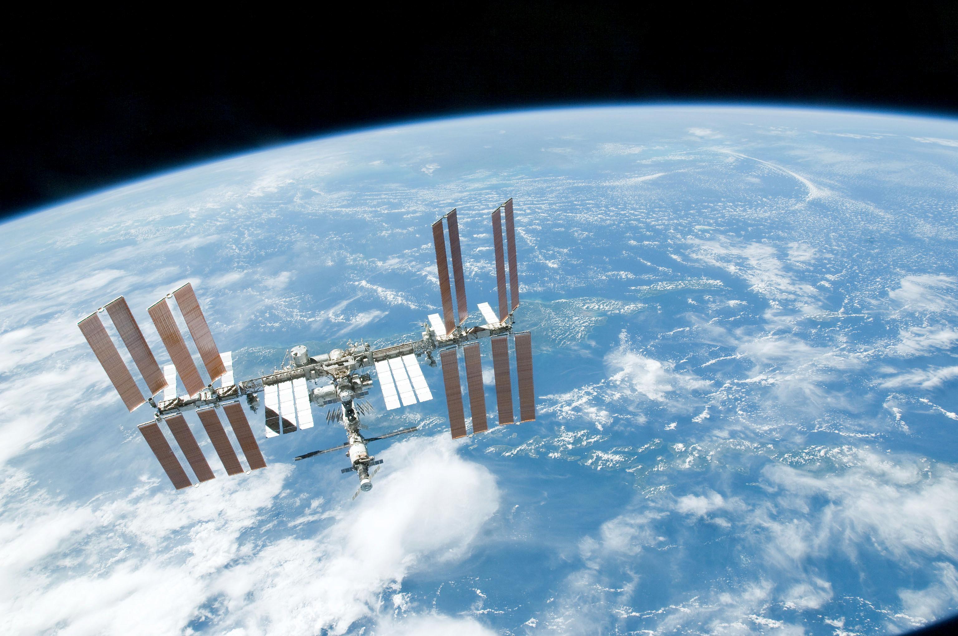 Concreto criado por estudantes brasileiros ficará de quatro a seis semanas em análise na ISS.