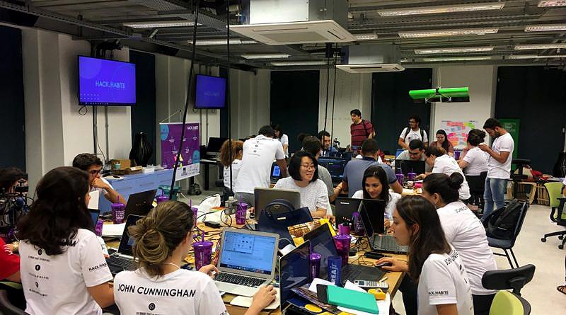 Realizada em novembro de 2017, a Hack.Habite foi a primeira hackthon da construção civil no país