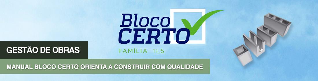 Parceria entre Gai Blocos de Concreto, Cia. de Cimento Itambé e ABCP ajuda a propagar as vantagens de usar blocos da família 11,5 na alvenaria