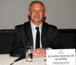 Ricardo Rocha de Oliveira: busca de interação maior entre o Crea-PR e as universidades paranaenses. Crédito: Crea-PR