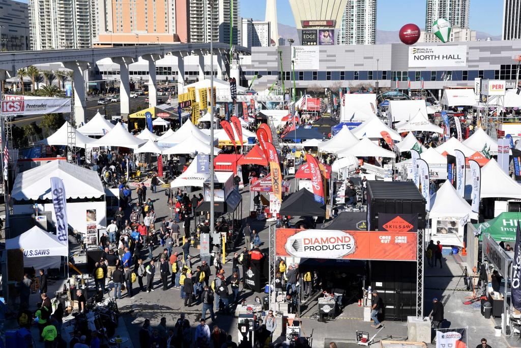 World of Concrete: feira reuniu milhares de visitantes, todos em busca de novidades e tendências do mercado da construção e do concreto