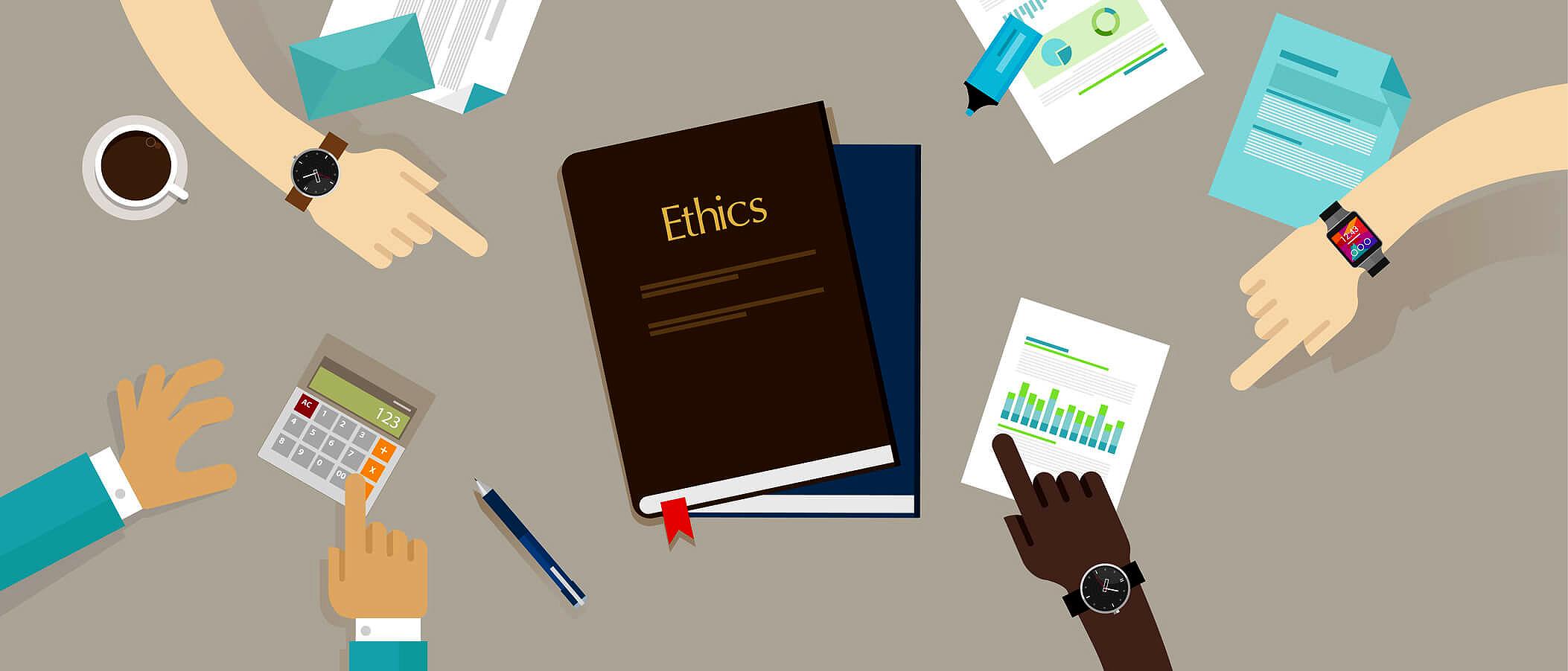 Código de ética: EUA atualizaram documento abordando temas que estão em pauta no Brasil. Crédito: Divulgação