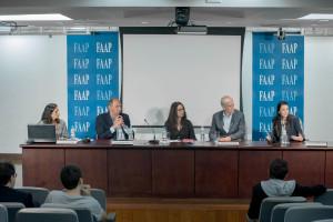 Seminário na FAAP reuniu várias visões da construção civil sobre sustentabilidade, tecnologia e Inovação. Crédito: FAAP