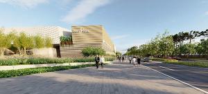 Jockey Plaza, em Curitiba, será inaugurado em outubro de 2018, com 217 mil m² de área construída. Crédito: Jockey Plaza