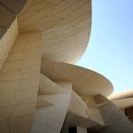 Museu nacional do Catar: vencedor na categoria obra futurista. Crédito: MIPIM Awards