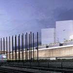 Centro de logística Chapelle, em Paris: França concorreu em quatro categorias e ganhou em uma. Crédito: MIPIM Awards