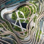 Edifício Marina One, em Cingapura: ganhador da categoria prédio verde. Crédito: MIPIM Awards