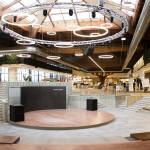 FICo Eataly World: fábrica de alimentos em Bolonha se transformou em shopping center sustentável. Crédito: MIPIM Awards