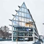 Itália também ganhou prêmio na categoria edifício corporativo. Crédito: MIPIM Awards