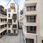 Îlot Sacré: condomínio belga ganhou na categoria edifício residencial. Crédito: MIPIM Awards
