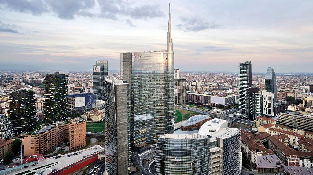 Porta Nuova: intervenção urbana transformou distrito segregado de Milão em novo centro cultural e empresarial. Crédito: MIPIM Awards