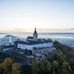 Hotel e resort Abadia MichaelsbergSiegburg: mosteiro em Colônia, na Alemanha, agora atrai turistas. Crédito: MIPIM Awards