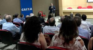 José Carlos Martins, presidente da CBIC: construção civil já pagou seu preço na crise. Crédito: Cia. Cimento Itambé