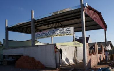 Associação Beneficiente Dikaion, Piraquara – PR. Doação de cimento