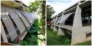 Centro Sebrae de Sustentabilidade possui a certificação internacional Breeam. Crédito: Sebrae