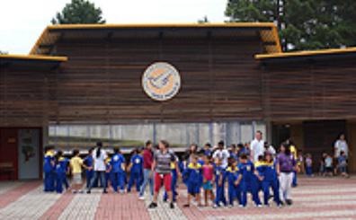 Centro de Educação João Paulo II, Piraquara – PR. Doação de cimento