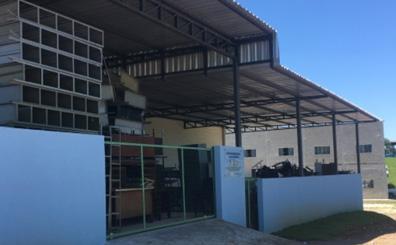 Centro de Triagem – Pequeno Cotolengo, Curitiba – PR. Doação de concreto