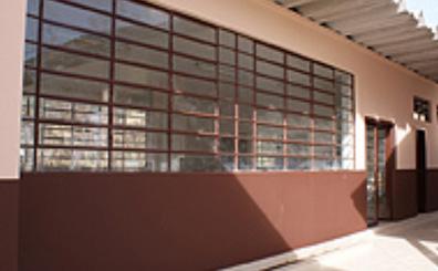 Escola Luiz Rivabem, Campo Largo – PR. Melhoria de infraestrutura