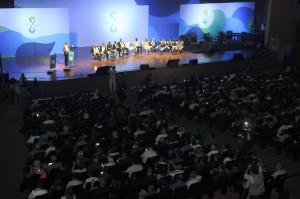 Fórum Mundial da Água reafirmou compromissos do país com obras de saneamento básico. Crédito: Jorge Cardoso/8º FMA