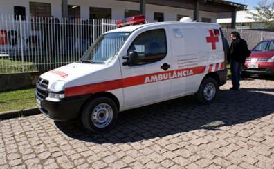 Posto de Saúde Jardim Nova Serrinha, Balsa Nova - PR. Construção de unidade de atendimento e doação de ambulância