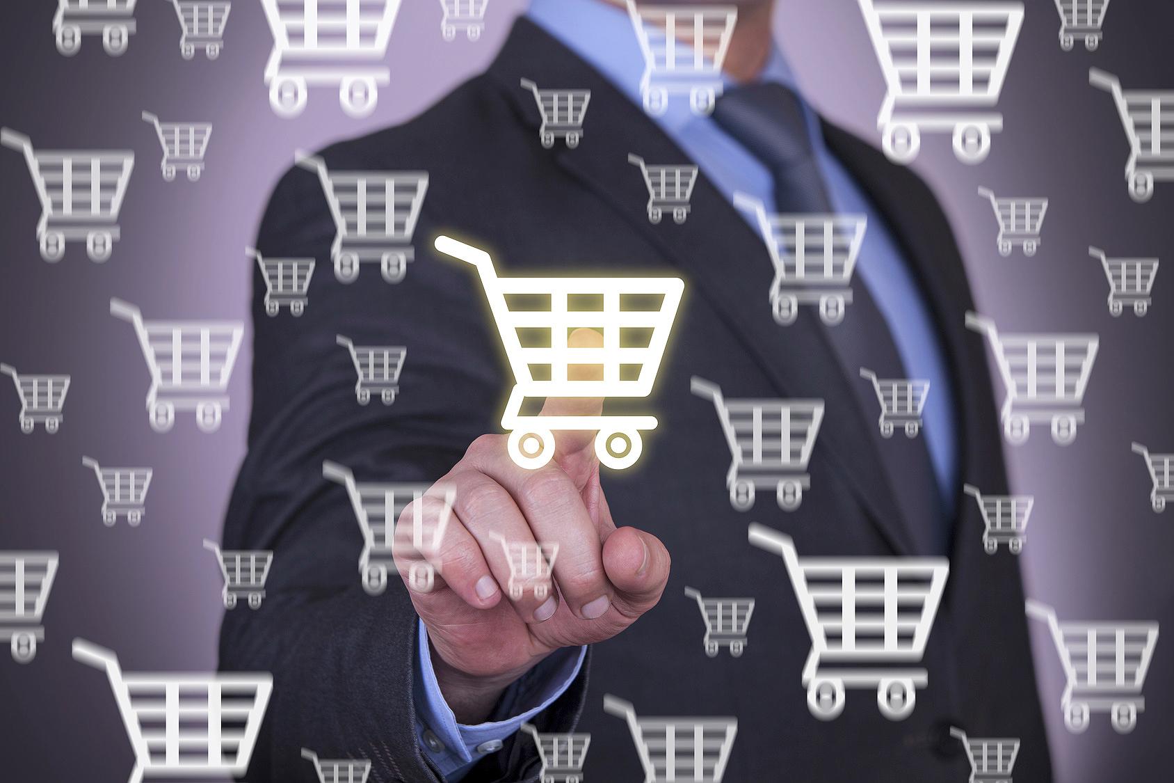 Novo perfil do consumidor o aproximou da pesquisa online e da compra online. Crédito: Divulgação