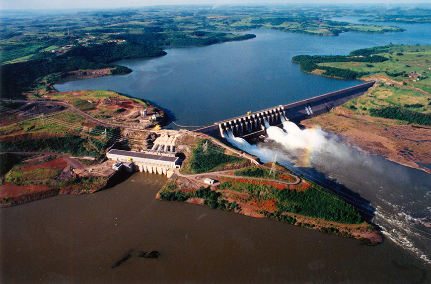 Usina-Hidrelétrica-Governador-José-Richa_Usina_Salto-Caxias_vista-aérea
