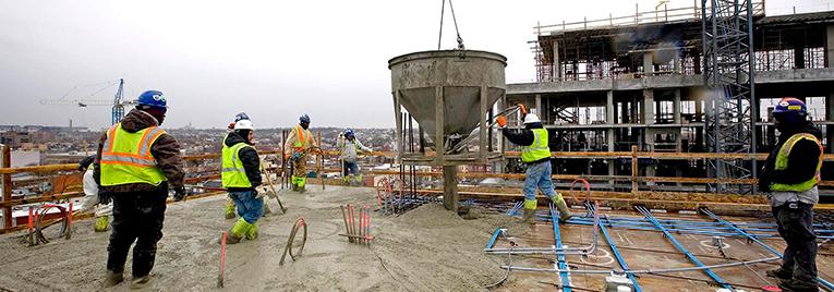 Ainda não dá para pensar em melhoria da infraestrutura nos países sem fazer uso do cimento e do concreto. Crédito: Divulgação