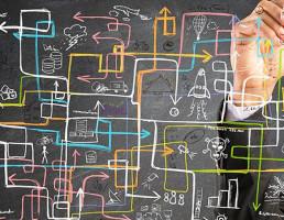 Engenharia da complexidade: escolas-referência no mundo servirão de inspiração para a grade curricular do curso da USP. Crédito: Divulgação