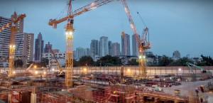 Concreteiras dos Estados Unidos mostram força ao bloquear incentivos aos prédios de madeira. Crédito: NRMCA