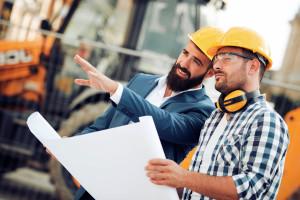 Planejamento, organização e controle são os pilares da gestão de obras. Crédito: Divulgação