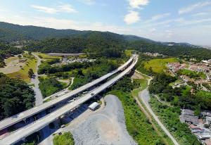 Infraestrutura no Brasil: país precisa aprender como captar recursos, viabilizar obras e concluí-las. Crédito: Governo de SP