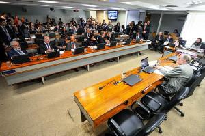 Texto aprovado na Câmara foi rejeitado pela CAE do Senado: mercado imobiliário segue em compasso de espera. Crédito: Edilson Rodrigues/Agência Senado